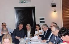 Posiedzenie sprawozdawczo-wyborcze Zarządu Wojewódzkiego Forum Związków  Zawodowych woj. pomorskiego_12