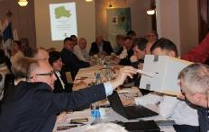 Posiedzenie sprawozdawczo-wyborcze Zarządu Wojewódzkiego Forum Związków  Zawodowych woj. pomorskiego_22