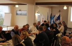 Posiedzenie sprawozdawczo-wyborcze Zarządu Wojewódzkiego Forum Związków  Zawodowych woj. pomorskiego_24