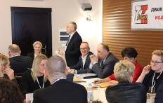 Posiedzenie sprawozdawczo-wyborcze Zarządu Wojewódzkiego Forum Związków  Zawodowych woj. pomorskiego_2