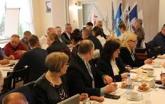 Posiedzenie sprawozdawczo-wyborcze Zarządu Wojewódzkiego Forum Związków  Zawodowych woj. pomorskiego_32