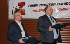 Posiedzenie sprawozdawczo-wyborcze Zarządu Wojewódzkiego Forum Związków  Zawodowych woj. pomorskiego_4