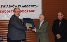 Posiedzenie sprawozdawczo-wyborcze Zarządu Wojewódzkiego Forum Związków  Zawodowych woj. pomorskiego_5