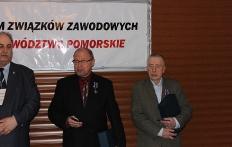 Posiedzenie sprawozdawczo-wyborcze Zarządu Wojewódzkiego Forum Związków  Zawodowych woj. pomorskiego_7